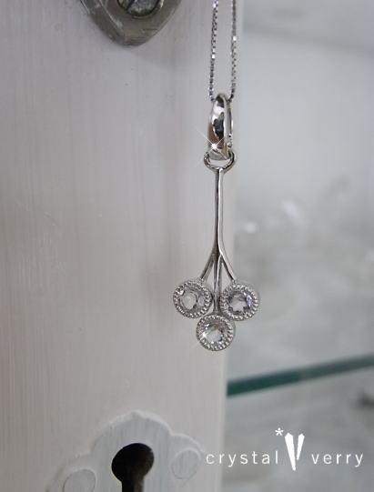 crystal-verry* クリスタルベリー*オーナーのブログ*-雅姫ネックレス