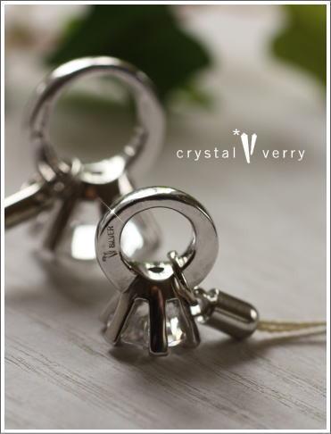 crystal-verry* クリスタルベリー*オーナーのブログ*-天然水晶ストラップ