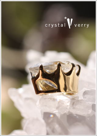 crystal-verry* クリスタルベリー *・オーナーのブログ・*-ヒマラヤ水晶 ジュエリー