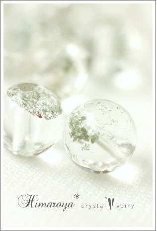 crystal-verry* クリスタルベリー *・オーナーのブログ・*-ヒマラヤ水晶 ブレスレット