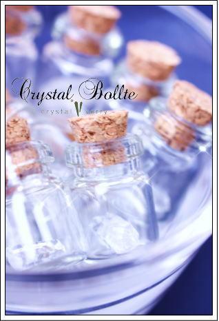 crystal-verry* クリスタルベリー *・オーナーのブログ・*-クリスタルミニボトル