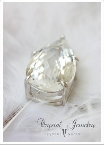 crystal-verry* クリスタルベリー *・オーナーのブログ・*-水晶のジュエリー