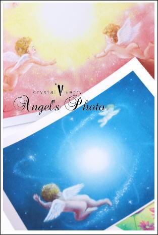 crystal-verry* クリスタルベリー *・オーナーのブログ・*-天使の絵