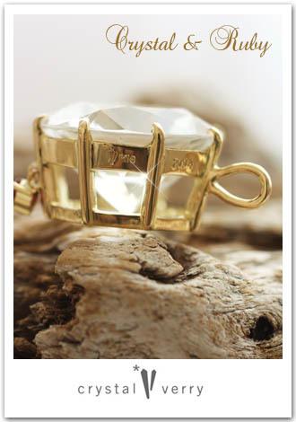 crystal-verry* クリスタルベリー *・オーナーのブログ・*-水晶 ペンダント