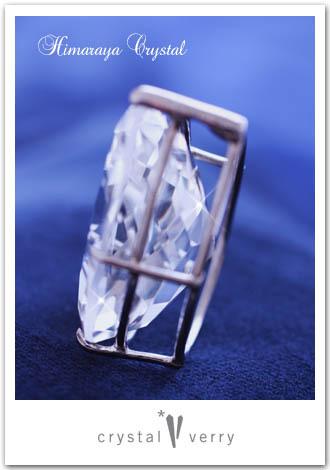 crystal-verry* クリスタルベリー *・オーナーのブログ・*-ヒマラヤ水晶 プラチナペンダント