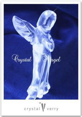 crystal-verry* クリスタルベリー *・オーナーのブログ・*-天使のクリスタル