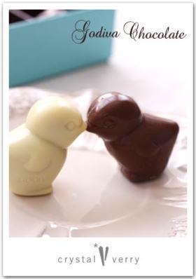 crystal-verry* クリスタルベリー *・オーナーのブログ・*-GODIVA チョコレート