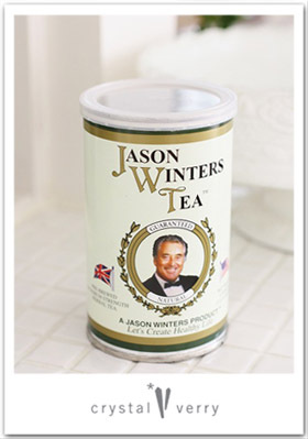 crystal-verry* クリスタルベリー *・オーナーのブログ・*-jason winters tea クリスタル ベリー