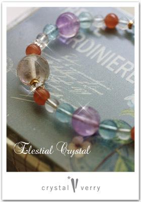 crystal-verry* クリスタルベリー *・オーナーのブログ・*-クリスタル ベリー パワーストーンブレスレット