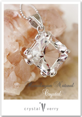 crystal-verry* クリスタルベリー パワーストーンジュエリーショップオーナーのブログ -ヒマラヤ水晶 オーダージュエリー