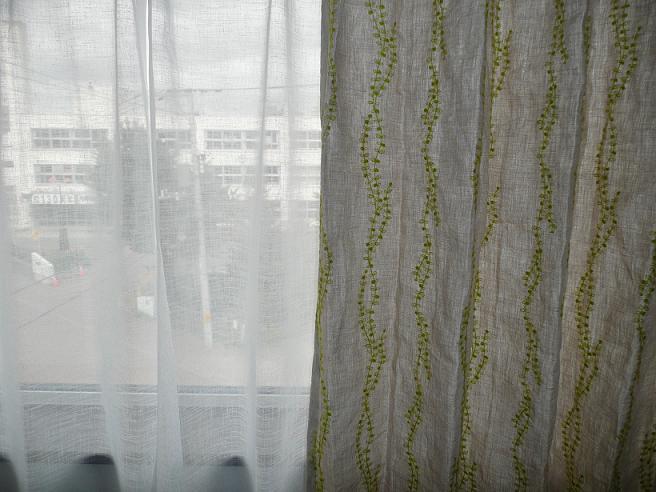 カーテン施工例 018