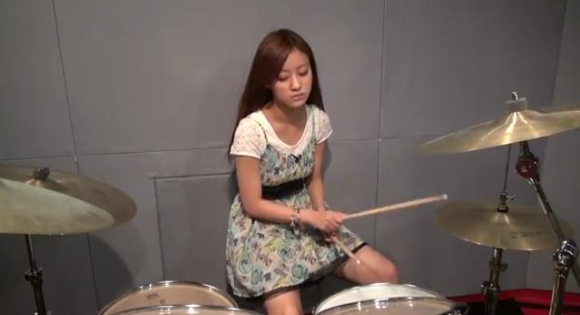 ドラムで君チャリ