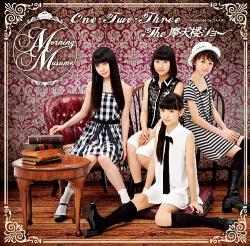 「One・Two・Three/The 摩天楼ショー」初回限定盤F