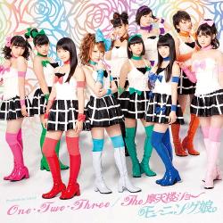 「One・Two・Three/The 摩天楼ショー」DVD付き初回限定盤C