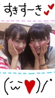 石田ちゃんと愛理ちゃん