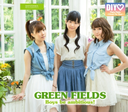 「Boys be ambitious!/フォレフォレ~Forest For Rest~」