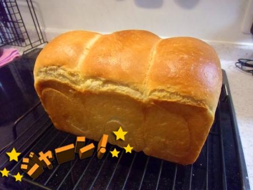 はちみつたまごパン③