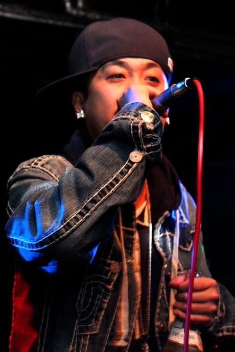 SMITH-CNFORCE022011 EASTER kashiwa Creep Show MANAGEMENT