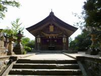 白兎神社拝殿