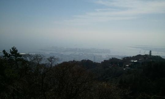 2011-02-26六甲山頂上