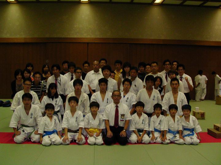 2011年、第5回神奈川県大会集合写真