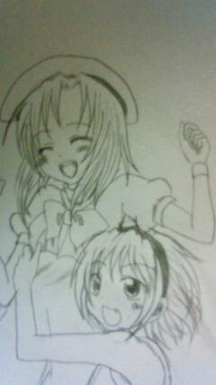 レナと沙都子