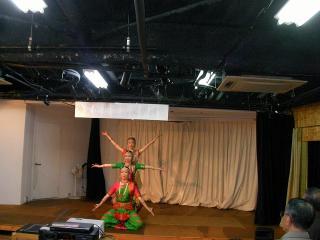 インド舞踊
