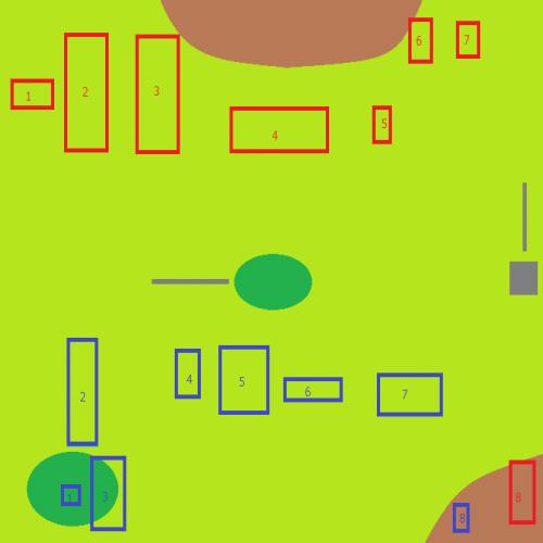 2・6日戦場図