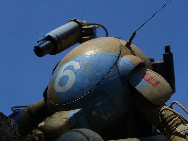 ストライクガンダム03