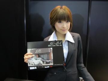 大阪オートメッセ キャンギャル