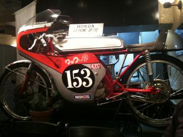 CUB RACING CR110 マックさんの家