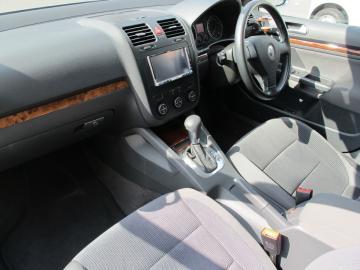 VW JETTA 内装