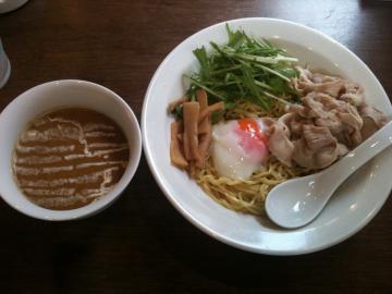 肉カレーつけ麺 \950-