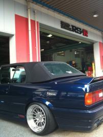 RS☆R BMW E30