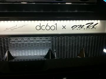 dc601 × on U Factory