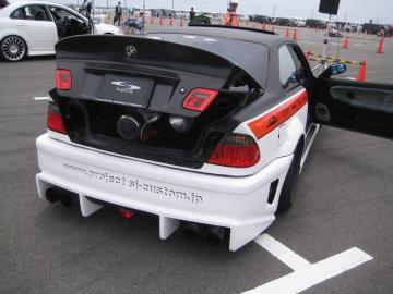 BMW リア