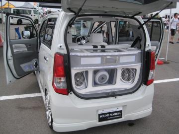 wagon R Audio