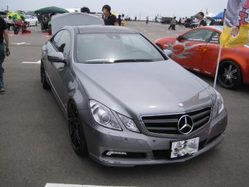 Benz E Coupe