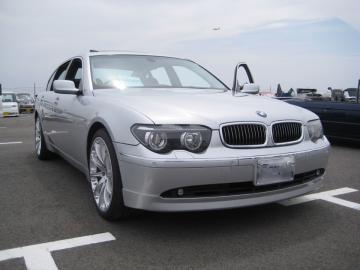 E66 BMW 745Li