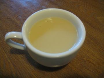 レストラン亜樹 スープ