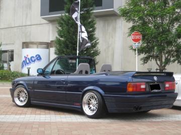 KEFY Breyton BMW E30 Cabrio