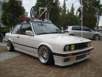 KEFY STM BMW E30 Coupe