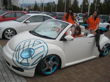 KEFY Fat Moon VW New Beetle