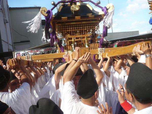石岡のお祭り1