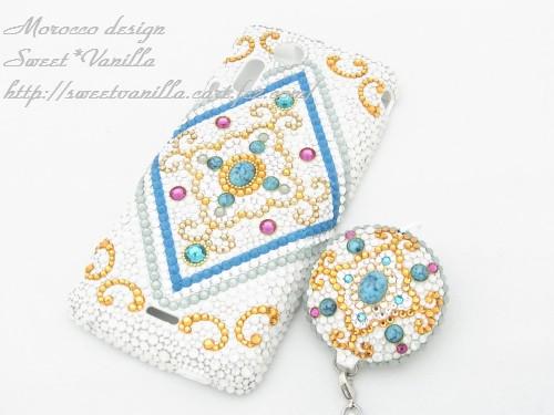 モロッコ風デザイン