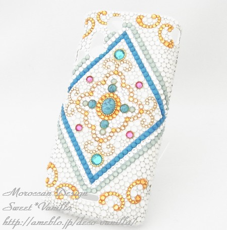 モロッコ風デザイン-2