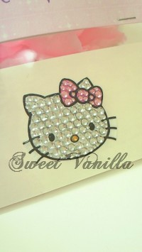 Sweet☆Vanilla-キティ デコシール