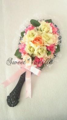 Sweet☆Vanilla-楽屋ミラー