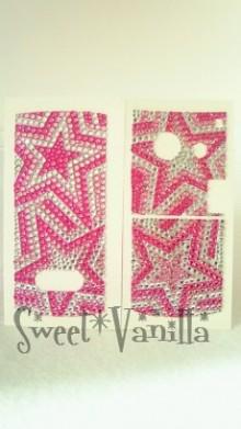 Sweet☆Vanilla-スタープッチ柄