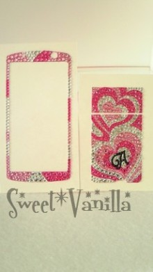 Sweet☆Vanilla-ハートプッチ柄